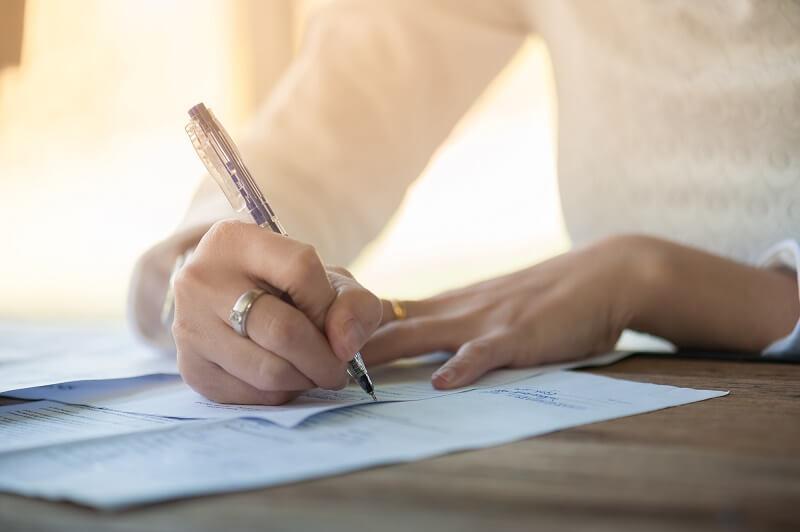 離婚協議書と公正証書について
