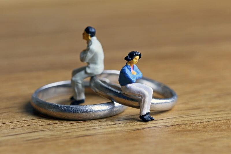 法律で定められた離婚できる理由5つ