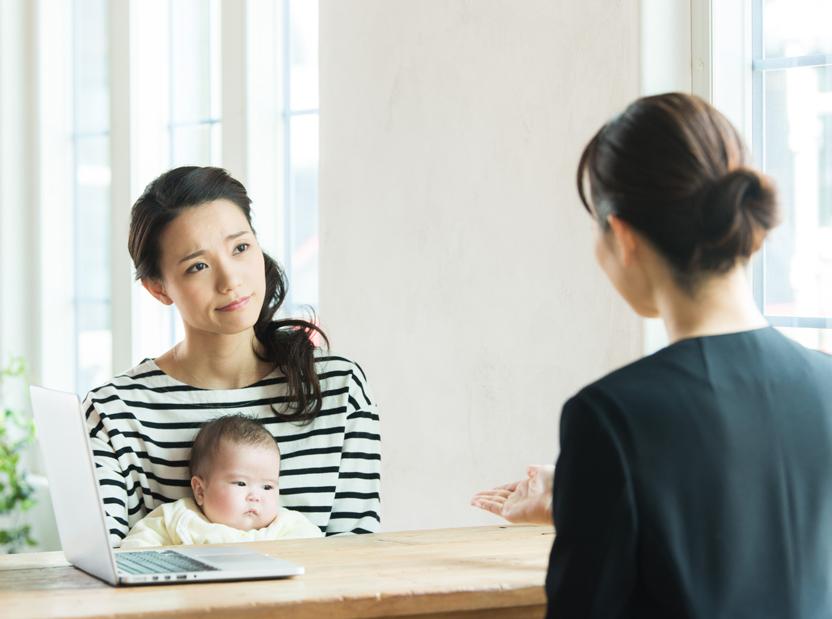 2人の女性弁護士への離婚相談