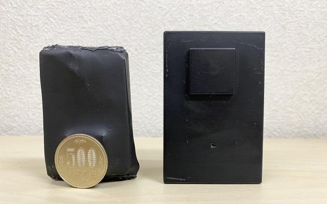 GPSnextの浮気調査レンタルGPS(探偵社専用6600Ah)