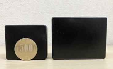 スケジュール型GPS発信機2種類で小型と大容量バッテリー