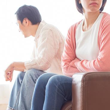 夫婦関係を修復イメージ