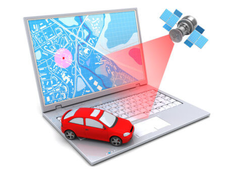 GPS調査