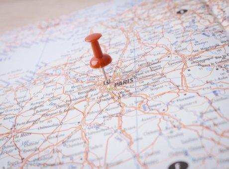 地図 GPS