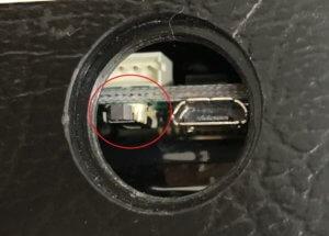 Gpsnext 電源ボタン