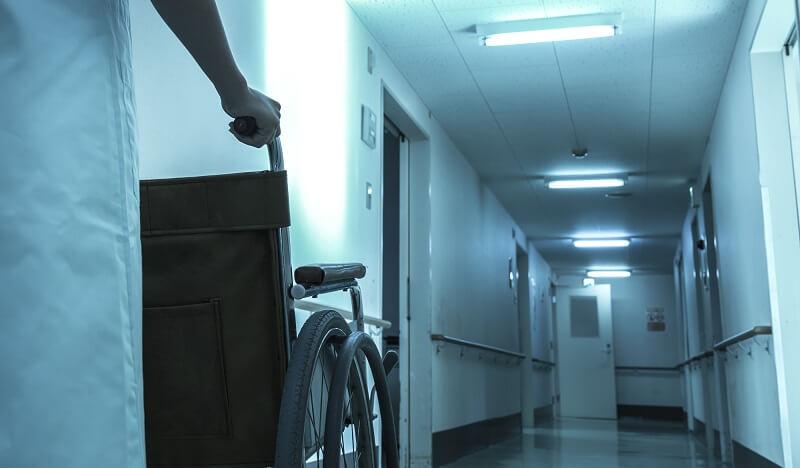 夜勤での浮気が多い仕事は医療と介護