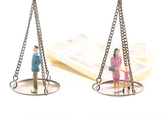 法律と浮気と離婚